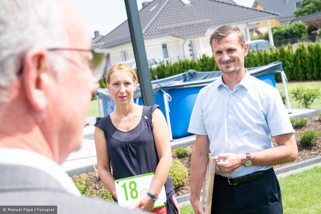 """Read more about the article Erste """"Grüne Hausnummer Sachsen-Anhalt"""" im Landkreis Börde vergeben"""